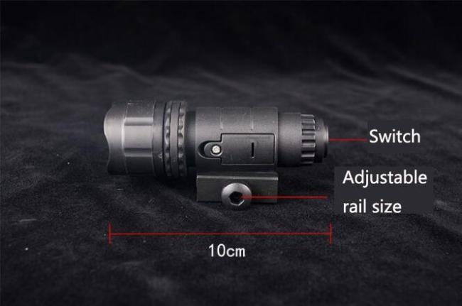 FD888-11 Gel Blaster Flashlight