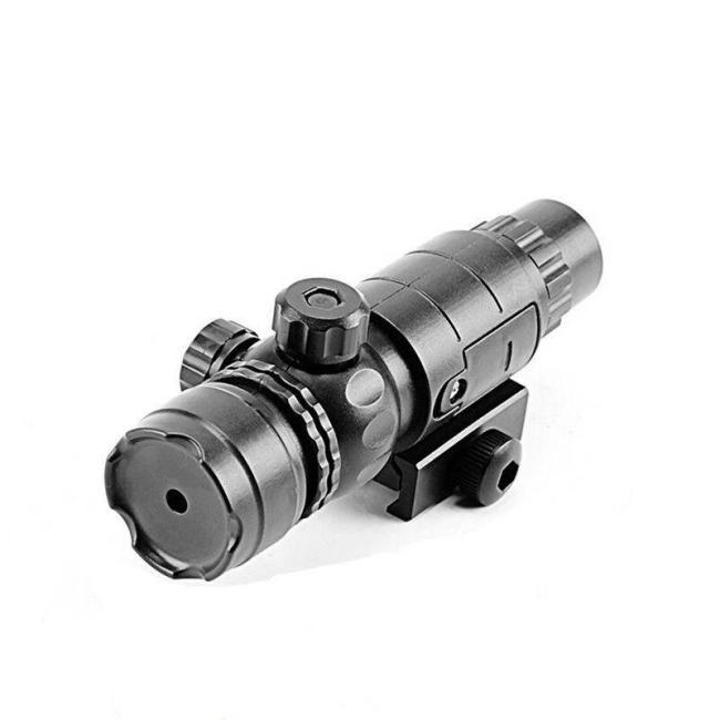 Gel Blaster 20-21mm Rails Plastic Red Laser Sight