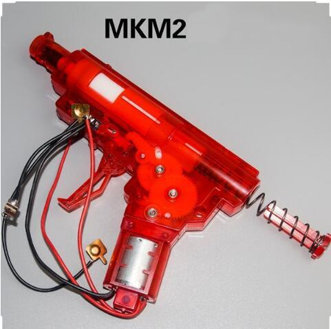 XJL MKM2 Gearbox