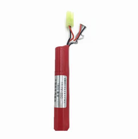 11.1v 1800mah Tamiya Plug Battery 25c