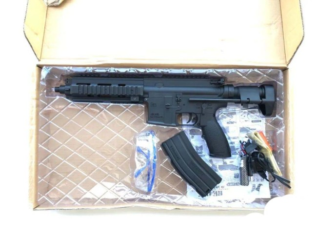JM J13 HK416C Gel Blaster (EU Stock)