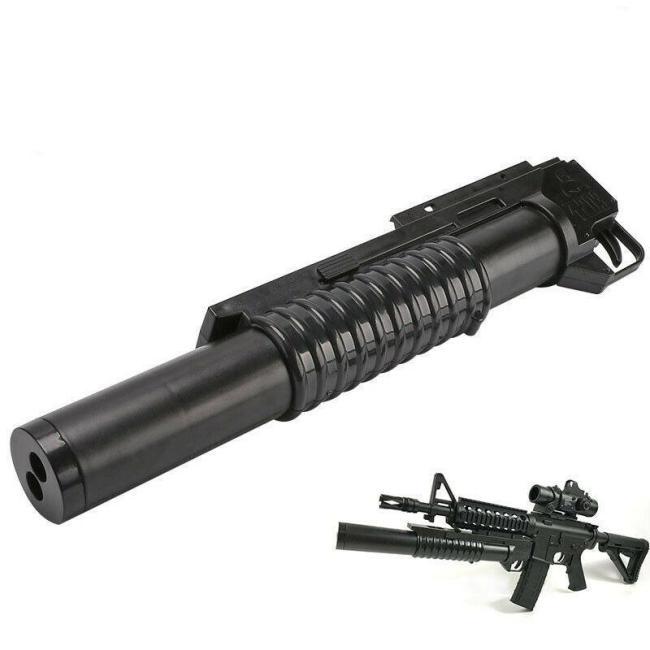 BF M203 Double Barrel Grenade Launcher