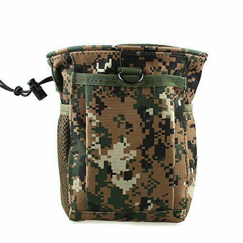 Tactical Camping Storage Bag Recovery Dump Pouch