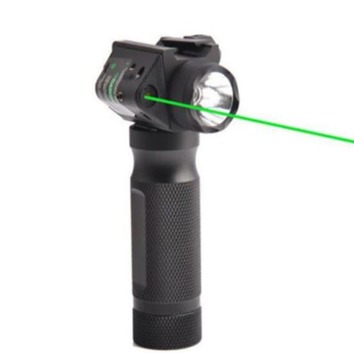 Metal Red Dot Laser/ Flashlight Grip