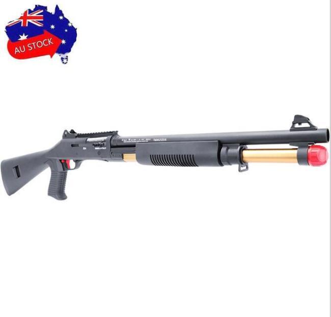 UDL Benelli XM1014 Pump Action Shotgun Gel Blaster (AU Stock)