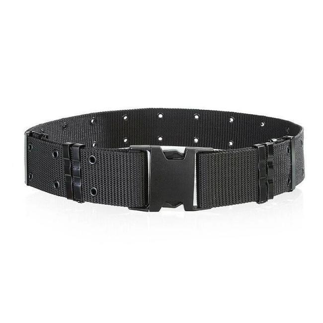 Tactical Belt Army Buckle Waistbelt Strap