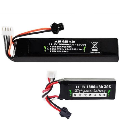HJ 11.1V/7.4V 1800mAh/2000mAh 30C Battery