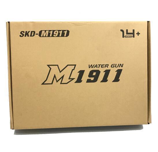 SKD M1911 Hopper Fed Gel Blaster (EU Stock)
