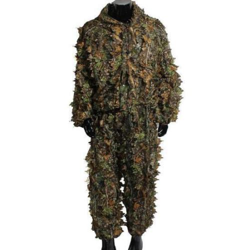 Bionic Ghillie Suit Yowie Sniper Camouflage Tactical Clothing