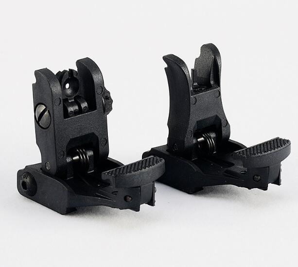 18-21MM Rail Tactical Nylon Mechanical Sight