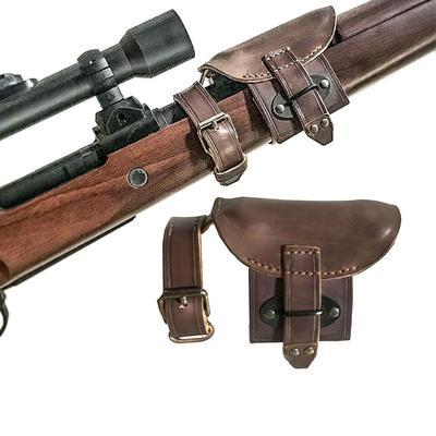 Kar-98k Leather Buttstock Ammo Pouch Sight Cover