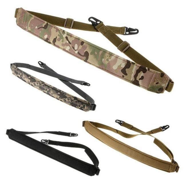 Double Point Army Sling Strap Weight belt with QD Buckle