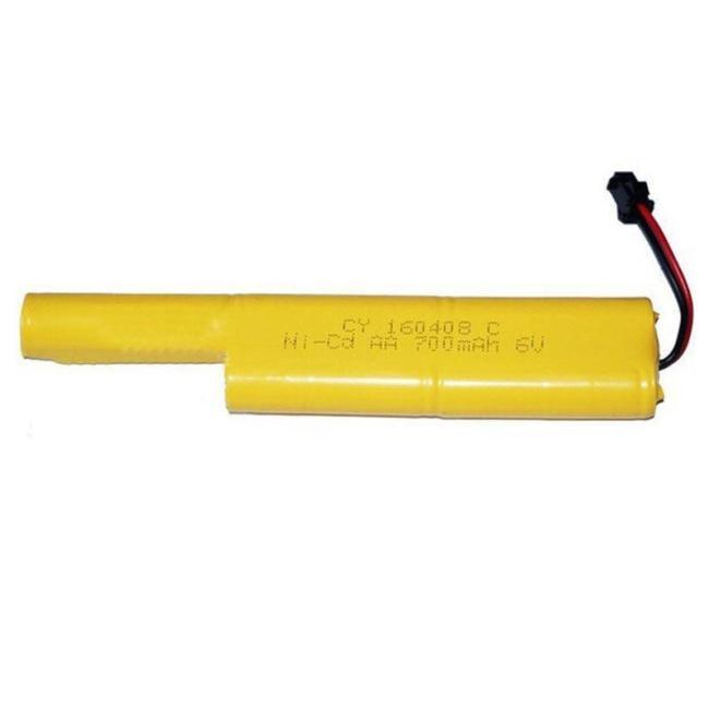 Runqi P90 Gel Blaster 6V 700mAh Battery