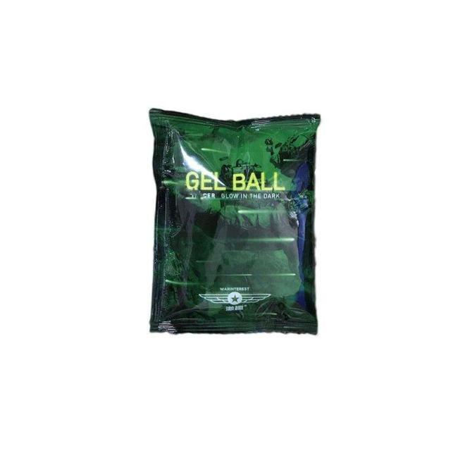 7-8MM LDT Warinterest Glow In the Dark Tracer Gel Balls