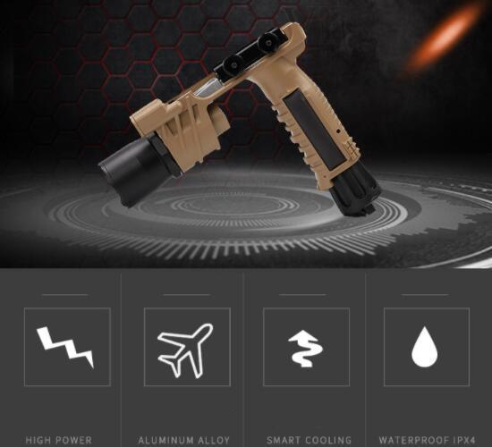 M910 Foregrip w/ Xexon Flashlight