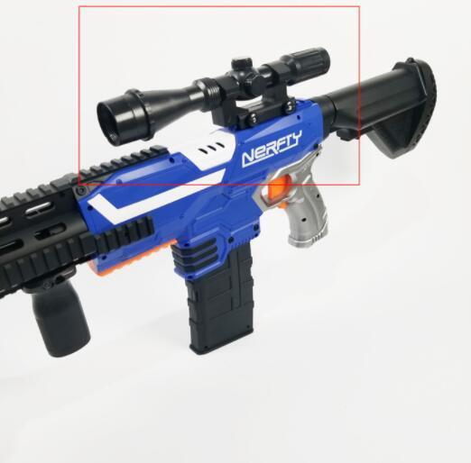 8x Sniper Sight Magnifier Scope