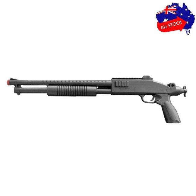 Hanke M97 Pump Action Shotgun Gel Blaster (AU Stock)