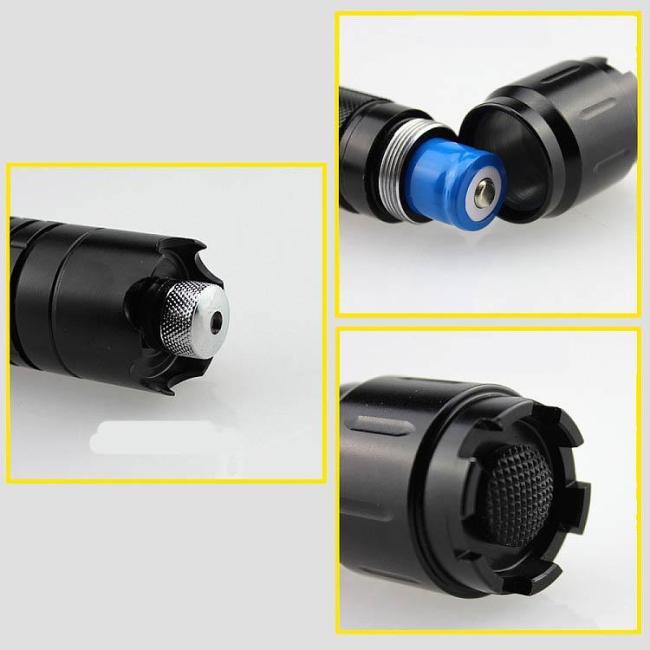 1600mw 450nm High Power Blue Laser Pointer
