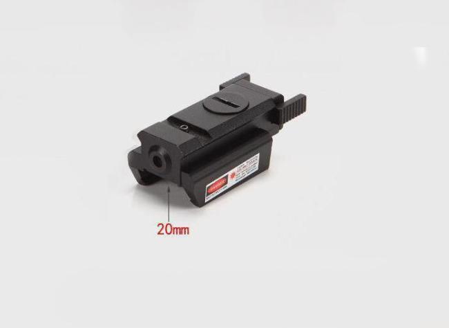 Skytrax 20MM Rail Red Dot Laser Sight