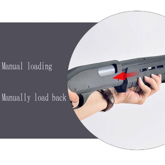 BF Bingfeng M870 Pump Action Shotgun Gel Blaster (EU Stock)