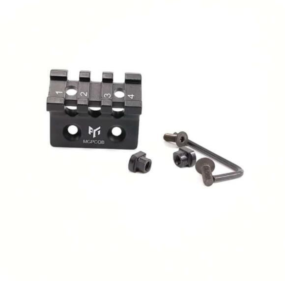 MGP Mlok/Keymod 45 Degree Side Rail