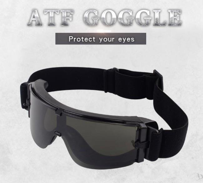 WST ATF Goggles