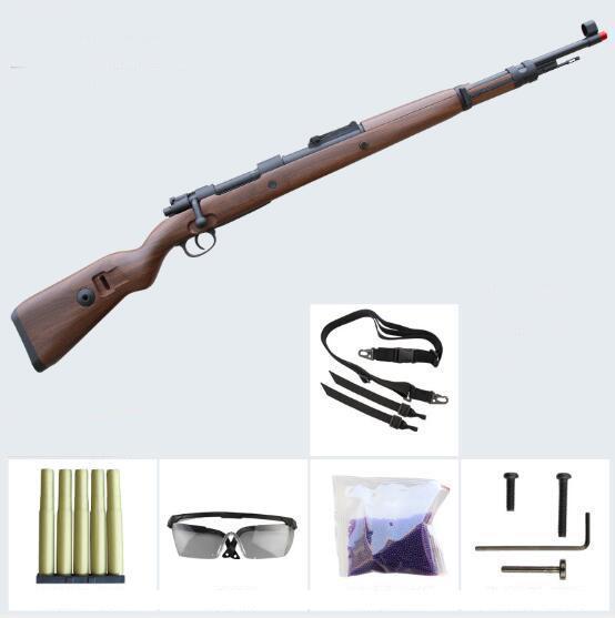 Hanke Kar98k Shell Ejecting Sniper Gel Blaster