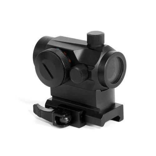 T1 Micro Reflex Red Dot Sight with QD Riser