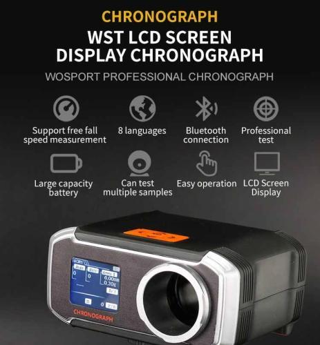 WST-X01 Bluetooth Chronograph