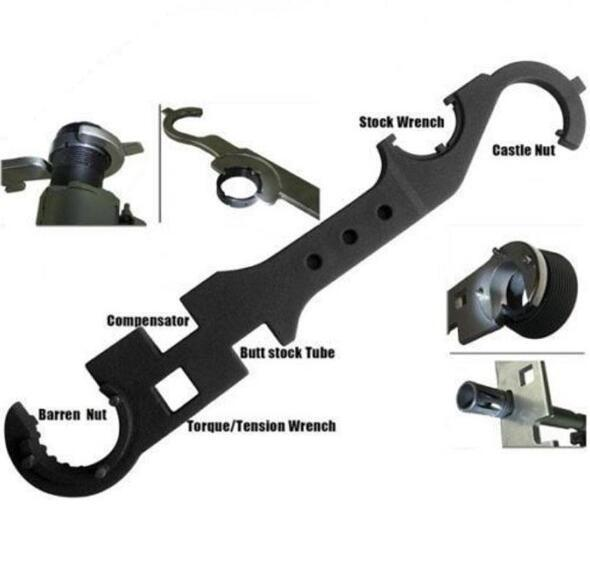 AR15/M4 Wrench Y36-A Field Multi-function Tool