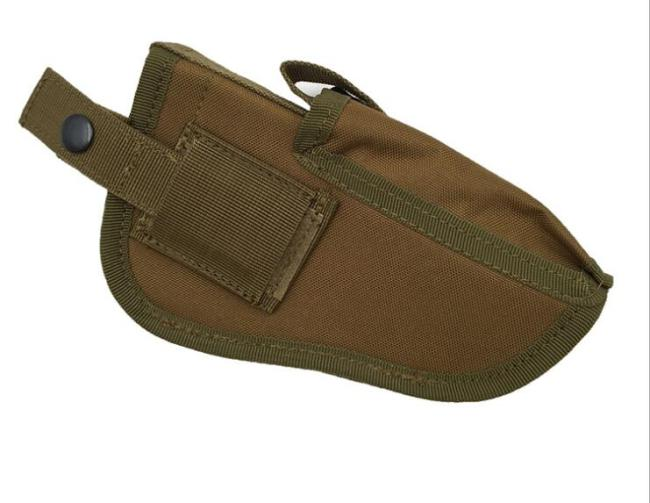 Outdoor Spares Holster Left And Right Interchangeable Gun Bag