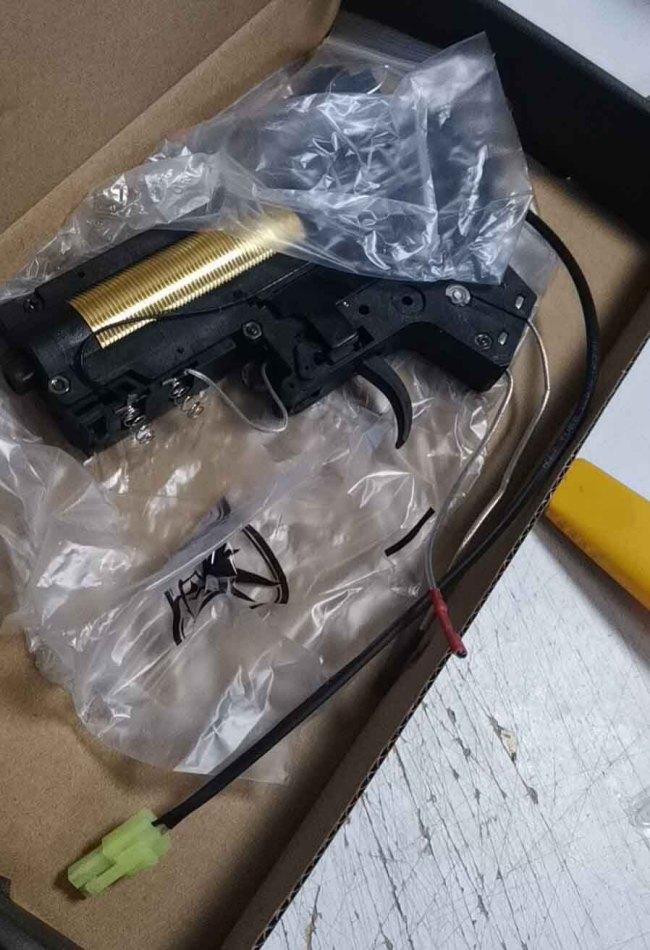 LDT HK416 3.0 Gearbox