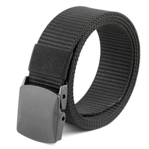 Plastic Buckle Nylon Tactical Military Army Belt