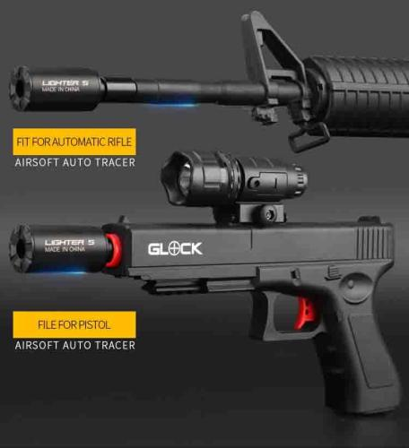 Wosport WST Auto Tracer Silencer