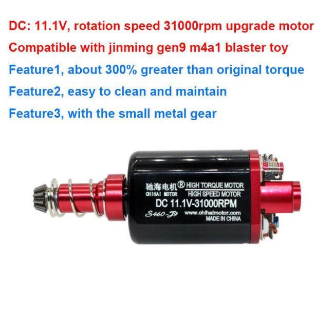 CH Motor High Speed Torque