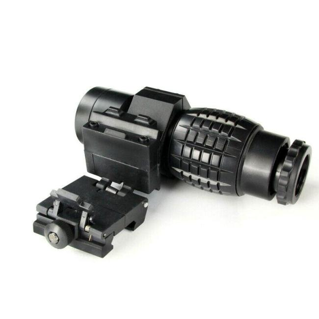 3X Magnifier Sight Scope