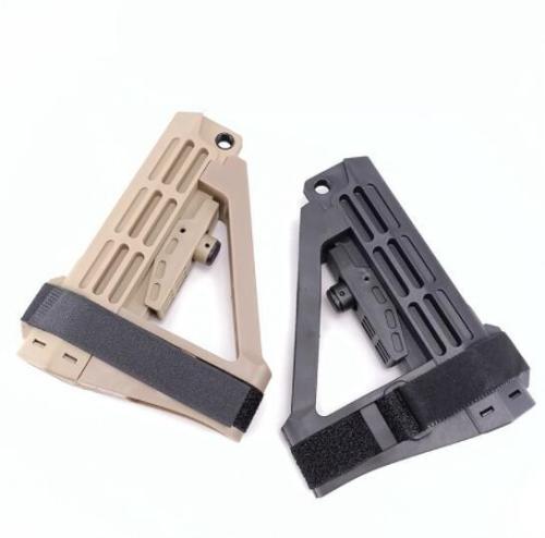 SBA4 Pistol Stabilizing Brace Butt Stock