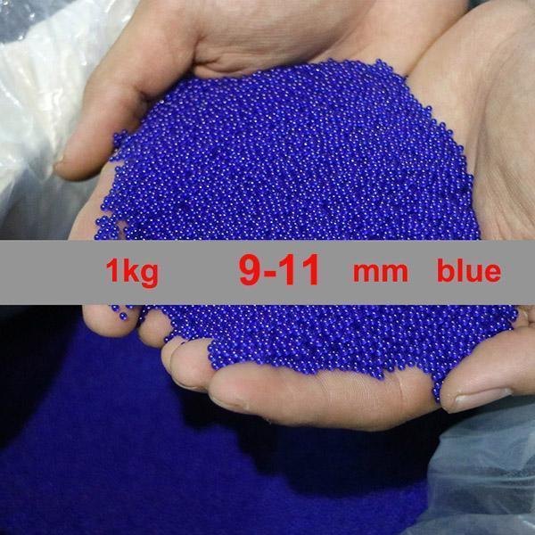 1 Kg/lot 9-11mm Gel balls