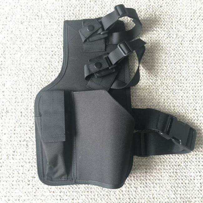 MP7 Gel Blaster Tactical Drop Leg Holster Magazine Pouch Holder
