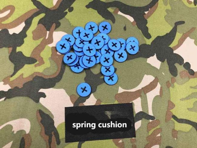 4PCS/set Spring Cushion Tail Absorber