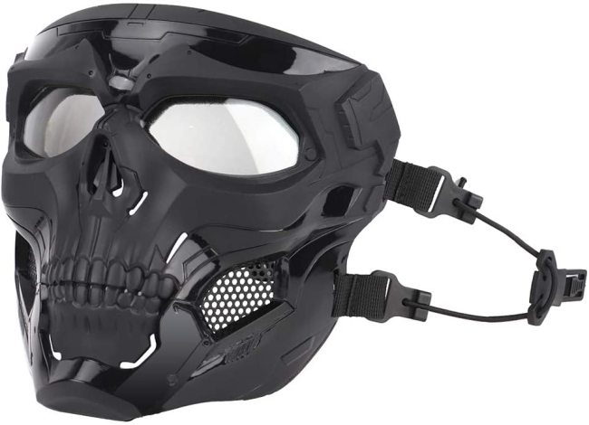 Skull Full Face Protective Tactical Mask