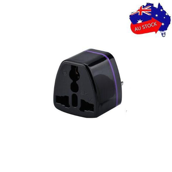 56Pcs AU Plug Travel Adapter Converter (AU Stock)