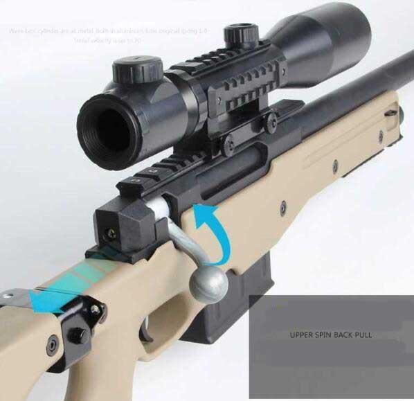JY AWM Sniper Gel Blaster