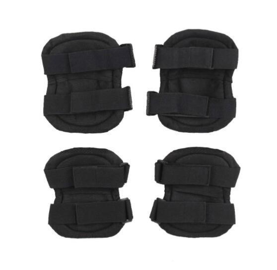 4Pcs Knee & Elbow Pads Protection Set