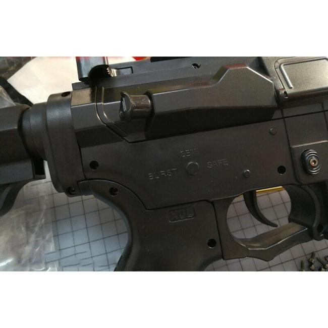 Gel Blaster Shell Gearbox Screws & Screwdriver