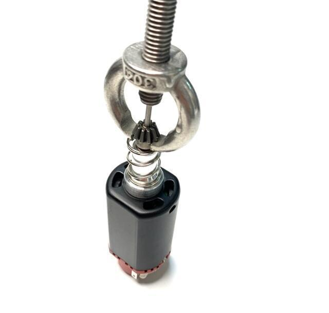 Gel Blaster Motor Gear Puller