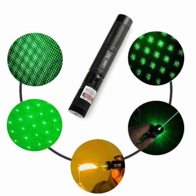 303 Green Laser Pointer Pen
