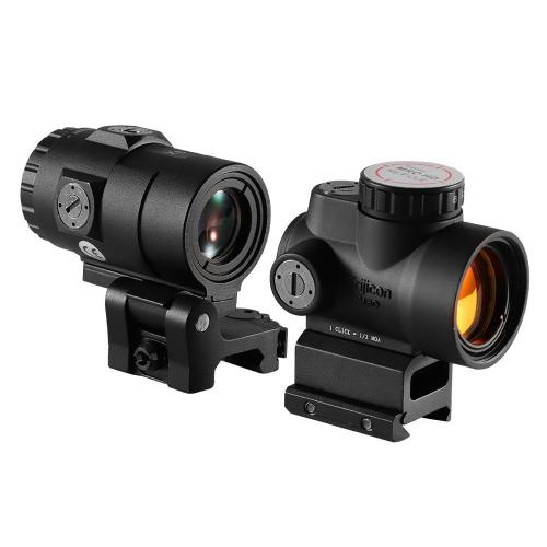 Trijicon MRO HD 1x25 Red Dot Sight w/ 3x Magnifier