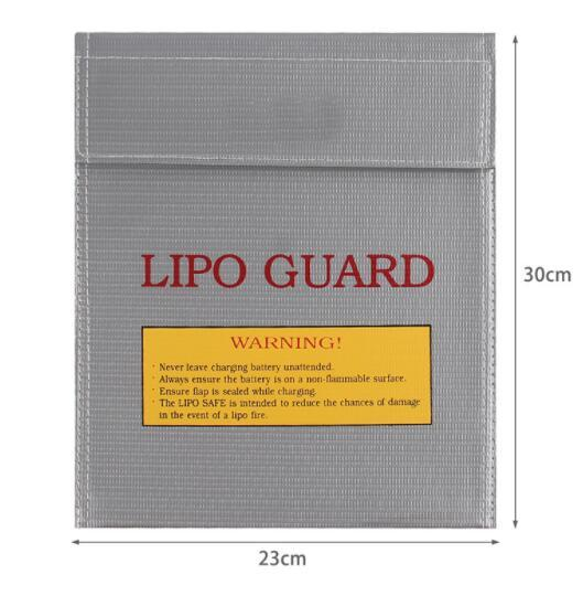 Fire Retardant LiPo Battery Bag