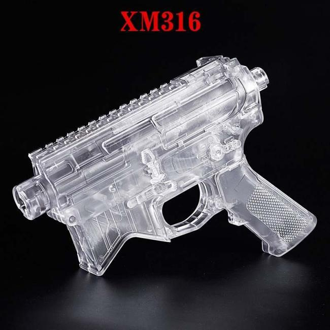 Jinming Gen8 Nylon/XM316 Receiver Shell Kit